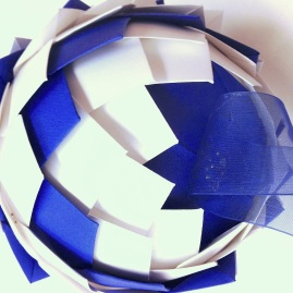 Origami Holiday Ball - $50